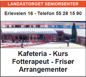 Landåstorget Seniorsenter