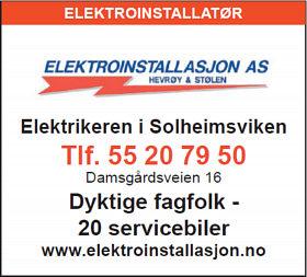 elektroinstallatør