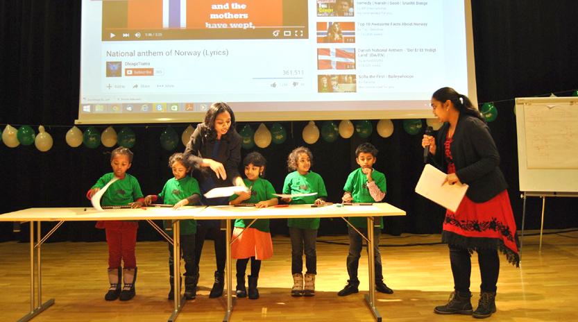 Barna knekker mattekoden med Brainobrain