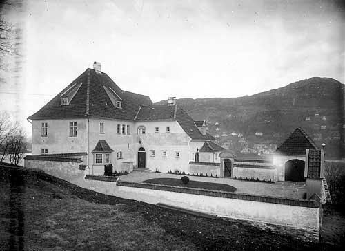 Clementsgaard 1917-1922 Atelier KK