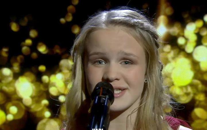 Kari imponerte i Norske Talenter