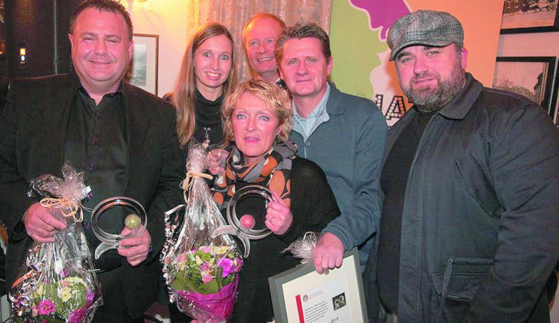 Kulturprisen til BB Lyngs Bluesband