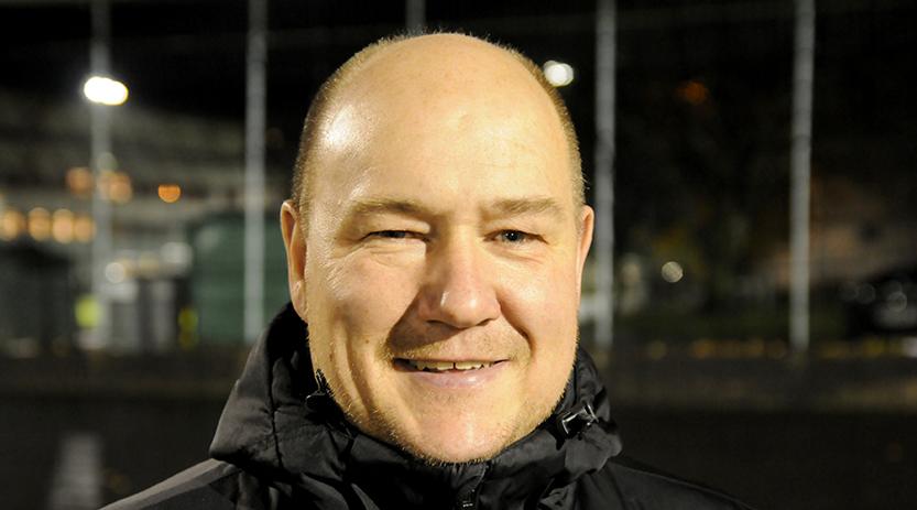 Morten Damhagen slutter som trener av herrelaget til Nymark