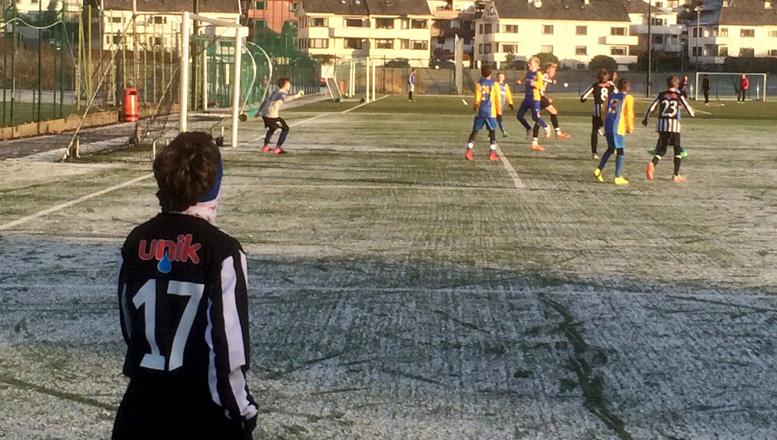 Nymark-gutter lader opp til ny sesong med seier på snødekket Nymarken