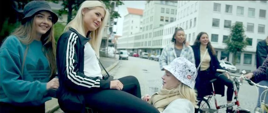 Lovende debut for Sophie Krüger