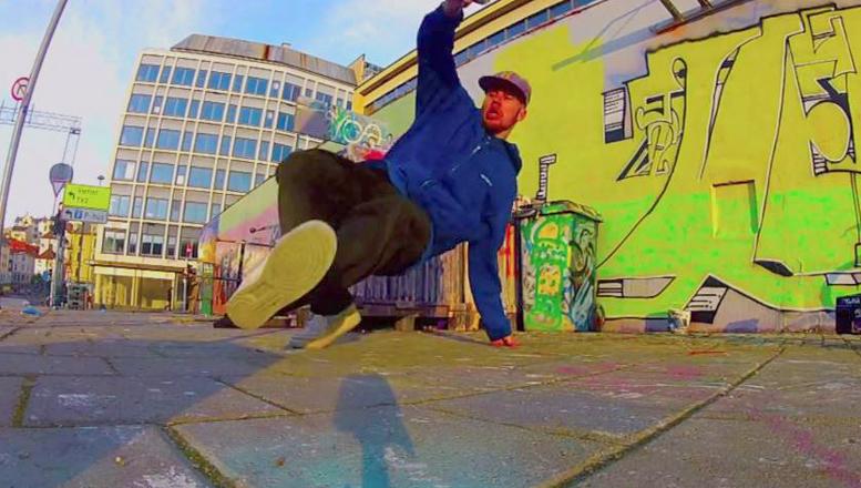 Ny omgang breakdance-kurs med Stig Paa Markussen
