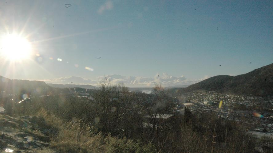 Bra med sol i Bergen hittil i år, men Trondheim er suverent best