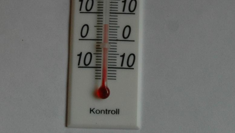 Ekstremt varmt i Bergen i desember, varmere enn middeltemp. i London og Paris
