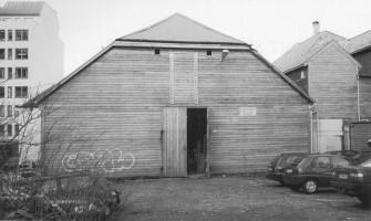 Forslag fra Oddny Miljeteig (SV): 200-års-feiring av Ekserserhuset i eget bygg i 2021