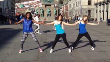 Kunst, rock og koreansk pop-dans i kommunemønstringen i UKM