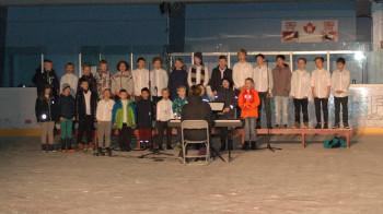 Konserter med unge stemmer i Fridalen kirke