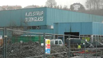 Får ikke fjerne industribygg før plan om ny bebyggelse er godkjent