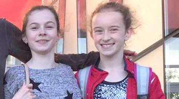 Jenter fra Bergens Turnforening til nordisk mesterskap i RG