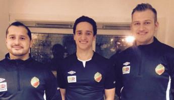 Orlando Montenegro årets trener for A-laget til Ny-Krohnborg IL
