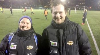 Nye trenere for Nymarks damelag