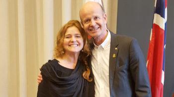 Gabriella Fosby Osborne årets TV-aksjonsleder i Bergen