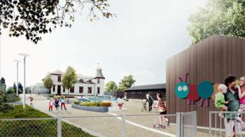 Brukere av Leaparken barnehage må kjøre kollektivt, sykle eller gå