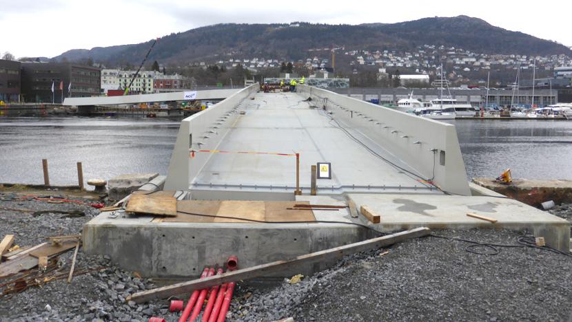 Teknisk arbeid og finpuss før Småpudden åpner i juni