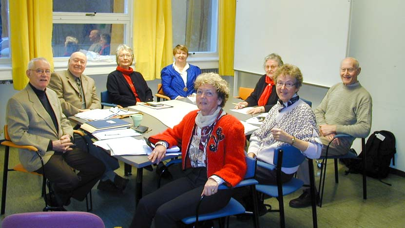 Lokalhistorie stod sentralt for Årstad senioruniversitetet