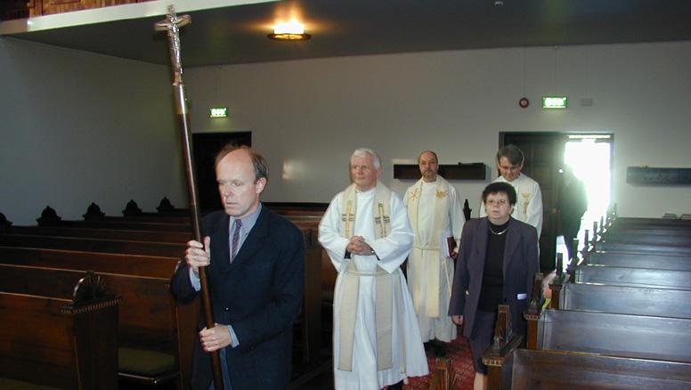 Da Løvstakksiden menighet fikk «kinesisk» prest