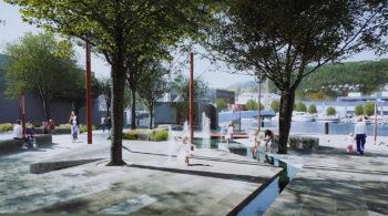 Fløttmannsplassen klar til våren