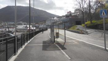 Klart for tredje og siste etappe av gang- og sykkelveiprosjektene i Møllendalsveien