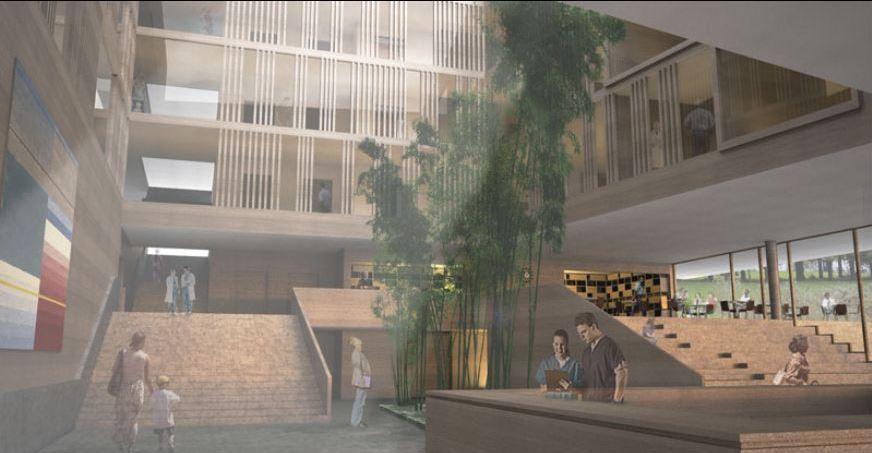 Innflytting i Haraldsplass-nybygg på 14.000 kvadratmeter høsten 2018