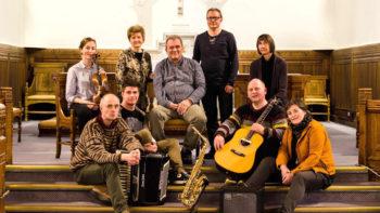 Kåre Skorpen med vise-CD og konsert i Årstad kirke