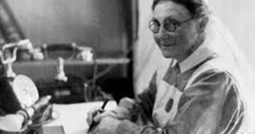 Har gitt navn til Barne- og ungdomsklinikkens hus:  Marie Joys levde og åndet for arbeidet som sykepleier