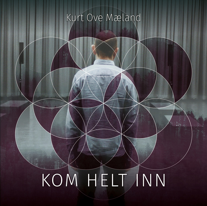 Coveret på det nye albumet til Kurt Ove Mæland (Victoria Grammofon).