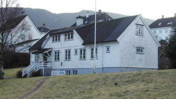 Bergensbrannen i 1916 ga Nymark grendahus