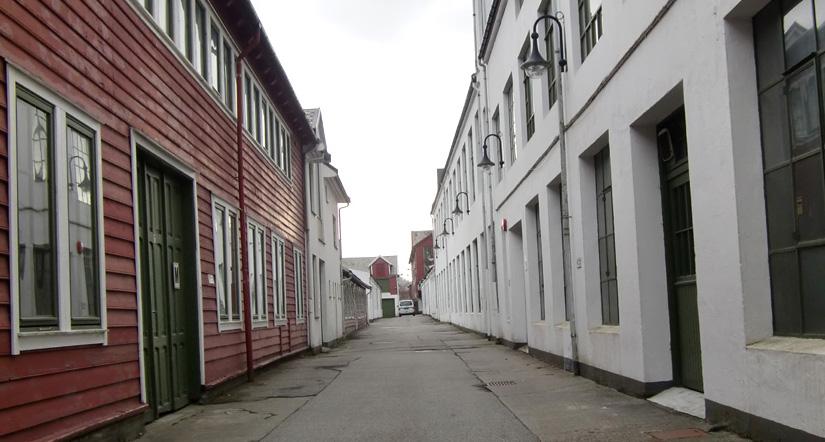 Repslageranlegget i Fjøsangerveien får 320 studentboliger
