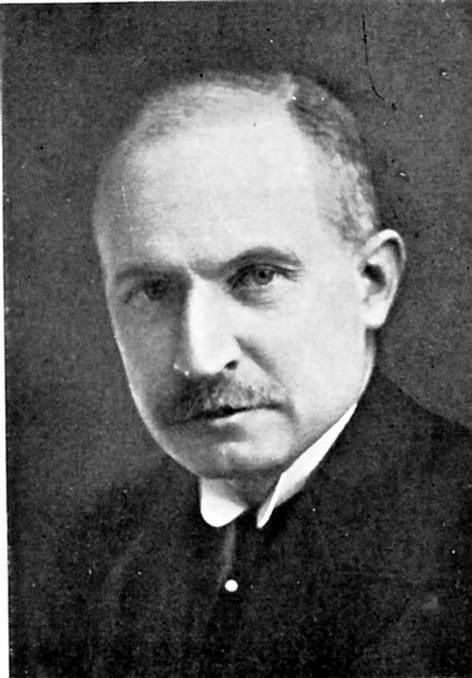 Gerdt Henrik Meyer Bruun (1873–1945).