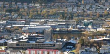 Høgskolen samler alle studenter og ansatte i nybygg på Kronstad