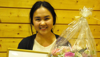 Audhild Flaktveit Moxnes' minnepris tildelt talent fra Kvam