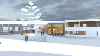 Landås skole tildelt Arkitektur- og byformingsprisen for 2016