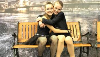 BKK-jenter i internasjonalt stevne i Budapest