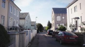 Planer om nybygg med syv boenheter i Falsens vei