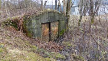 Luftvernbatteriet på Slettebakken avfyrte trolig det siste skuddet mot tyskerne 9. april 1940