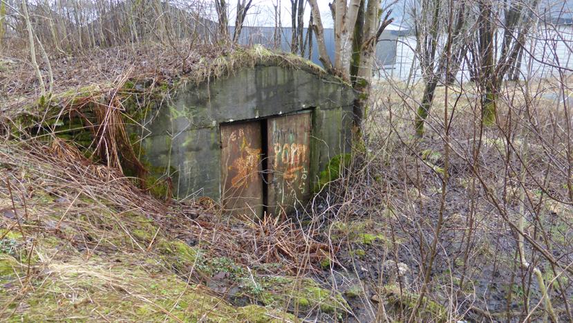 Slettebakken luftvernbatteri skal restaureres