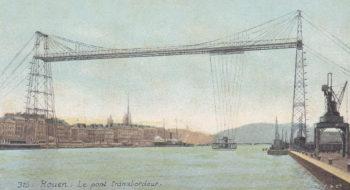 Havnefogden ville bygge hengeferge over Puddefjorden