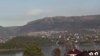 Over 1600 soltimer i Bergen i fjor trass i elendig vær i skoleferien