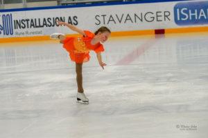 Syv fra Årstad på pallen i vestlands- og kretsmesterskapet i kunstløp