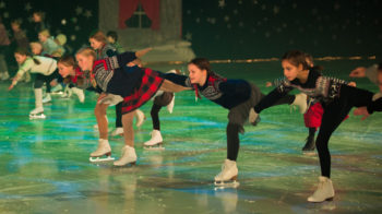 «Film on ice» i Bergenshallen 22. mars