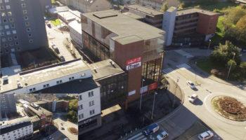 Byrådet positiv til hotell i Solheimsgaten