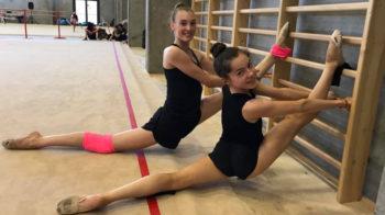 BT-jenter i internasjonal RG-konkurranse i Israel