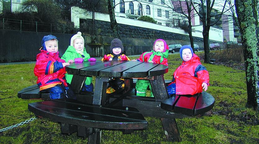 Gyldenpris Barnehage startet som Settlementet på Gyldenpris