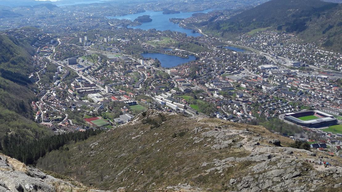 Boligsoneparkeringen utvides i 2018, Sykkel-VM har utsatt prosjektet