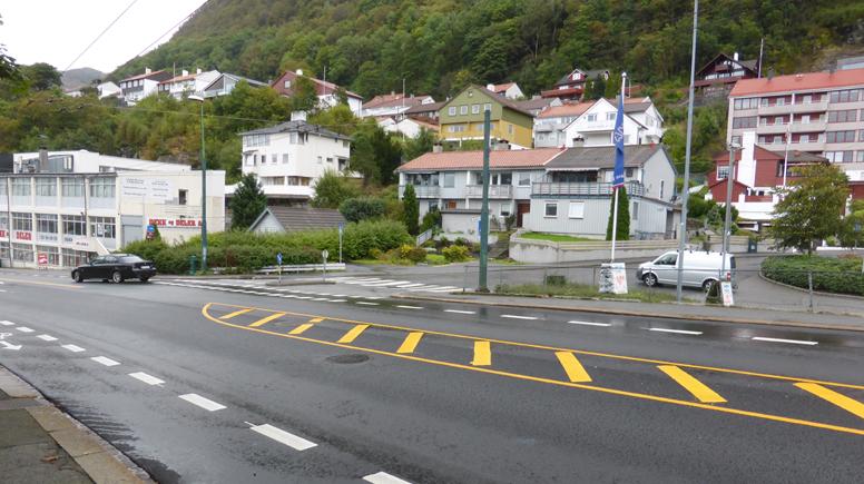 Stadige ulykker i Nattlandsveien, sykkelvei 3 ½ år forsinket