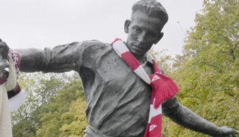30 år siden fotballegenden Roald «Kniksen» Jensen døde